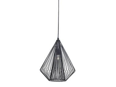 Modo wire round pendant lamp by kare design iron pendant lamp modo wire pendant lamp aloadofball Choice Image