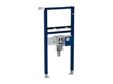 Modulo di installazione per lavabo Brenta o Piave MODULO DUOFIX PER LAVABO 112 SCATOLA FUNZIONALE SIFONE
