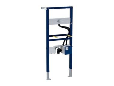 Modulo di installazione per lavabo Brenta o Piave con sifone MODULO DUOFIX PER LAVABO 130 SCATOLA FUNZIONALE
