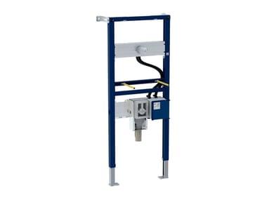 Modulo di installazione per lavabo Brenta o Piave con sifone MODULO DUOFIX PER LAVABO 130 SCATOLA FUNZIONALE SIFONE