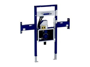 Modulo di installazione per lavabo e rubinetti ONE MODULO DUOFIX PER LAVABO E RUBINETTERIA ONE - ALTEZZA PARZIALE