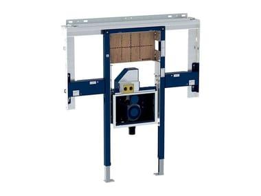 Modulo di installazione per lavabo e rubinetti ONE MODULO DUOFIX PER LAVABO ONE E RUBINETTERIA A PARETE - ALTEZZA TOTALE