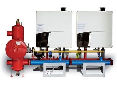 Heating unit and burner MODULO Q EASY