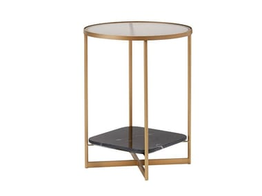 Round side table MOHANA TABLE SMALL