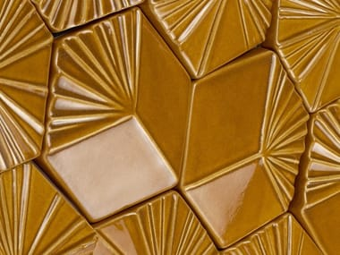 Ceramic 3D Wall Tile MONDEGO | 3D Wall Tile