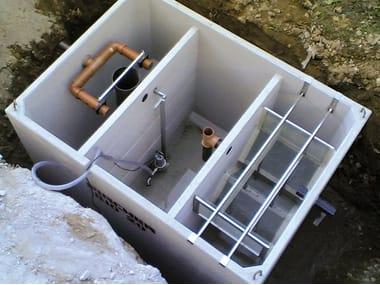 Purification and disposal system MONO BIO