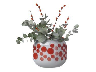 Crystal vase MONO BOX - IRIS APFEL