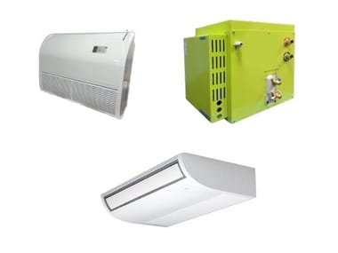 Floor/ceiling air conditioner without external unit MONO CASSETTE