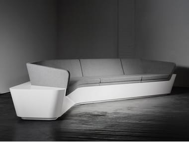 Modular Solid Surface sofa MONO | Sofa