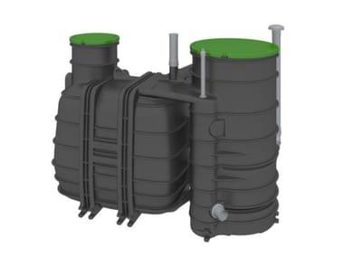 Treatment and purification equipment MONOBLOCK