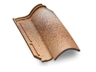 Bent roof tile MONOCOPPO TECH