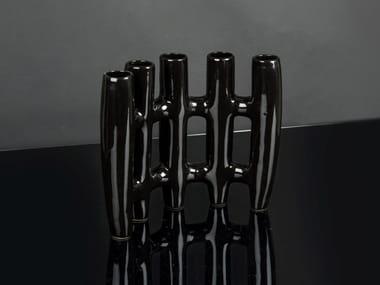 Vaso in gres porcellanato MONOFIORE X5