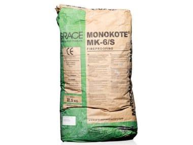 Intonaco ignifugo per la protezione dal fuoco MONOKOTE MK6-S