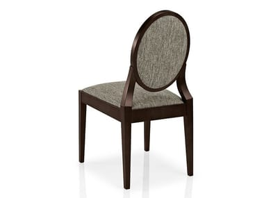 Cadeira estofada de tecido MONOLISA | Cadeira de tecido
