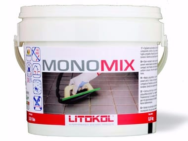 Mono-component polyurethane mortar MONOMIX