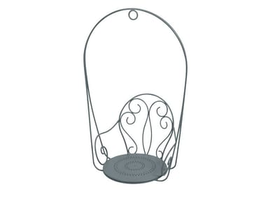 Steel garden hanging chair MONTMARTRE | Garden hanging chair