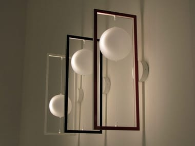 Lampada da parete a LED MOONSHADOW