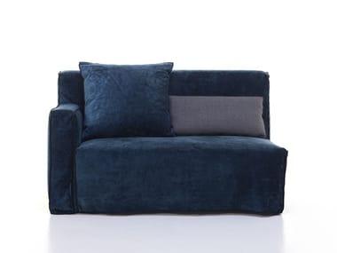 Fabric small sofa MORE 07 L/R