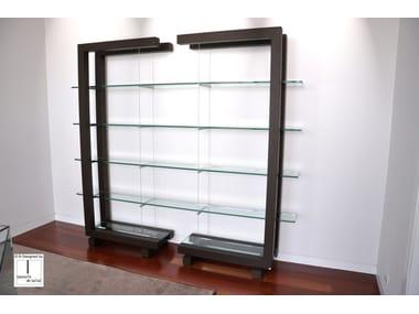 Raumteiler Bücherregale aus Eisen | Archiproducts