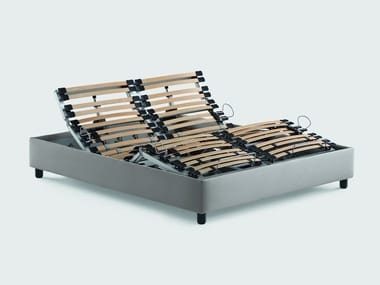 Slatted electric double bed base MOTION 4