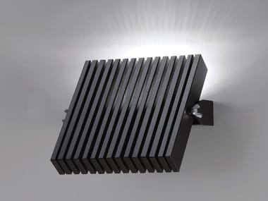 LED adjustable ash wall light MOVES | Wall light