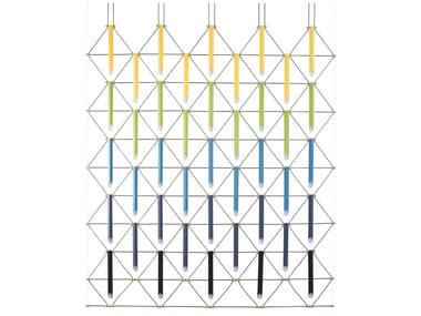 Lampada a sospensione / divisorio MOZAIK 5x5