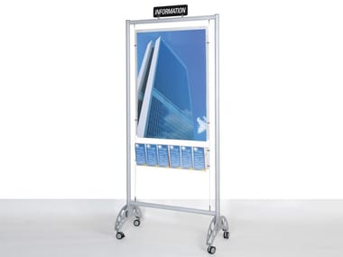 Trolley display stand MR-DISPLAY