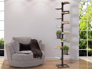 Plate bookcase / plant pot MR. GREEN