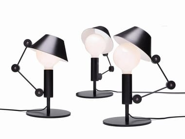 Adjustable steel table lamp MR. LIGHT   Table lamp