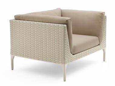 Club Batyline® garden armchair MU | Garden armchair