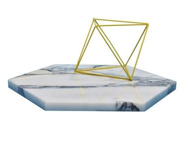 Marble tray MUDALLA | Tray