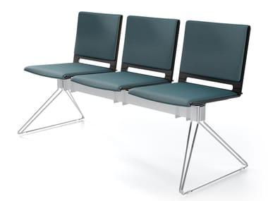 Seduta su barra in polipropilene MULTI | Seduta su barra