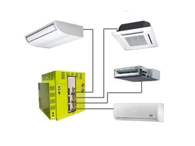 Air conditioner without external unit MULTI FREE MATCH
