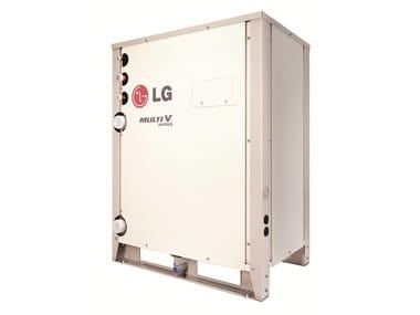 Unidade de recuperação de calor MULTI V WATER IV | Recupero di calore