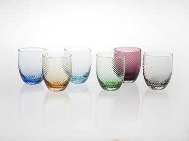Glass glasses set MARIN | Glass glass
