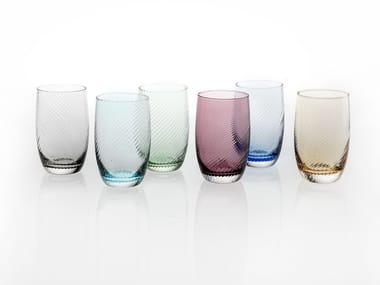 Glass glasses set MARIN | Glass
