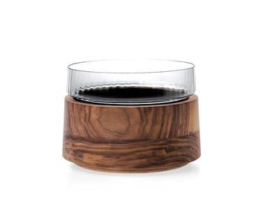 Glass serving bowl MUN 17
