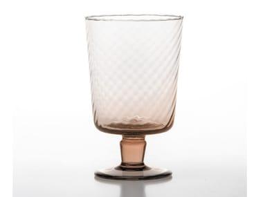 Glass glasses set MUN 15