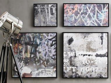 Decorative panel OCEANO E MARE By Adriani e Rossi edizioni