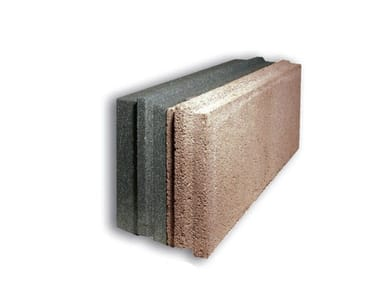 Thermal concrete block MUROCAPPOTTO