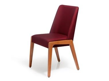 Fabric chair MUSA | Chair