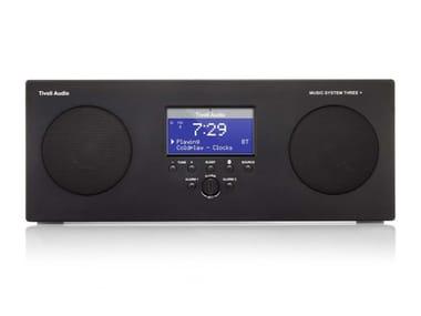 Bluetooth wireless speaker MUSIC SYSTEM THREE+