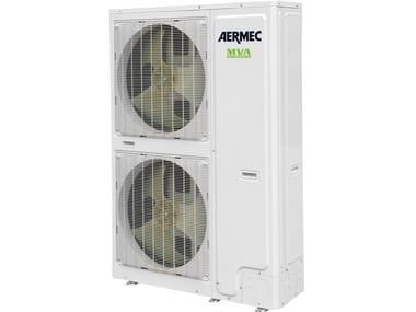 Air to water Heat pump MVA S