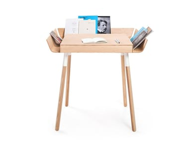 PC wooden writing desk with drawers MY  WRITING DESK SMALL