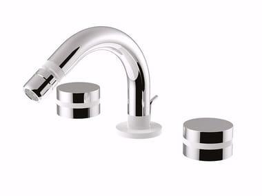 3 hole bidet tap with swivel spout MYRING - FMR0145A