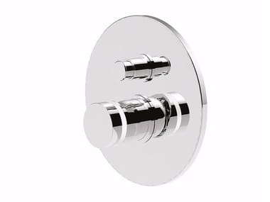 Single handle shower mixer with diverter MYRING - FMR0013