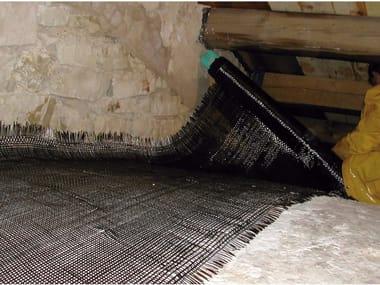 Rete di rinforzo in carbonio / vetro MasterBrace NET