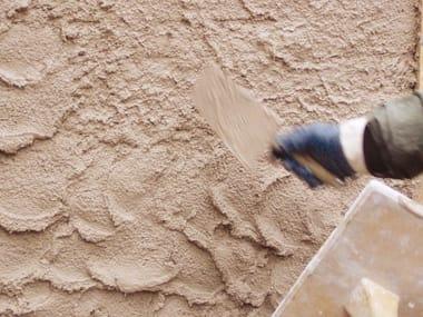 Malta da intonaco premiscelata di calce idraulica naturale MasterEmaco N 275 TIX