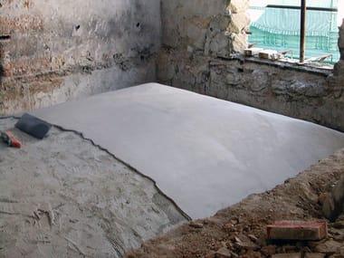 Malta da muratura fibrorinforzata di calce pozzolanica MasterEmaco S 286 FR
