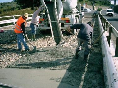 Malta cementizia premiscelata fibrorinforzata MasterEmaco S 485 FR
